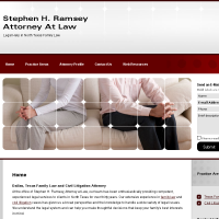 Stephen H. Ramsey Attorney at Law