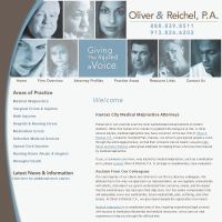 Oliver & Reichel, P.A.