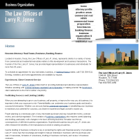 Law Offices of Larry R. Jones