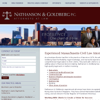 Nathanson & Goldberg, A Professional Corporation, Attorneys at Law