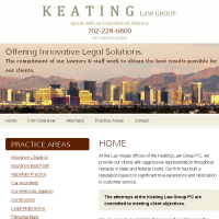 Keating Law Group PC