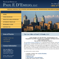 The Law Office of Paul F. D'Emilio, LLC