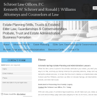 Schroer & Williams Law Offices, PLLC
