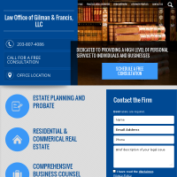 Law Office of Gilman & Francis, LLC