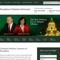 Pasadena Criminal Attorneys Image