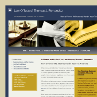 Law Offices of Thomas J. Fernandez