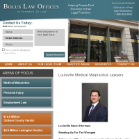 Bolus Law Offices