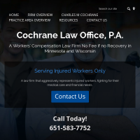 Cochrane Law Office, P.A. Image