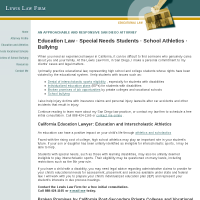 Lewis Law, A California Professional Corporation