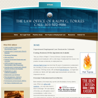 The Law Office of Ralph G. Torres