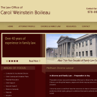 The Law Office of Carol Weinstein Boileau