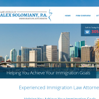 Law Offices of Alex Solomiany, P.A.