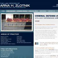 Law Offices of Arna H. Zlotnik, A Professional Law Corporation