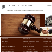 Law Office of John M. LaRosa Image