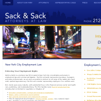 Sack & Sack, Attorneys at Law