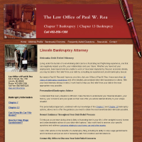 The Law Office of Paul W. Rea