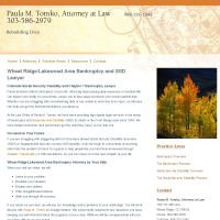 Paula M. Tomko, Attorney at Law
