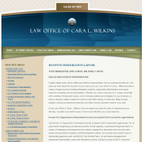 Law Office of Cara Wilkins