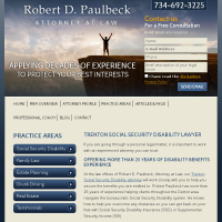 Robert D. Paulbeck, Attorney at Law
