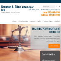 Brandon A. Cline, Attorney at Law