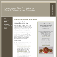 Lerner, Moore, Silva, Cunningham & Rubel A Professional Law Corporation