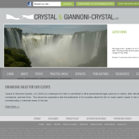 Crystal & Giannoni-Crystal, LLC