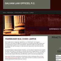 Galvani Law Offices, P.C.