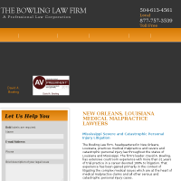 The Bowling Law Firm, A Professional Law Corporation