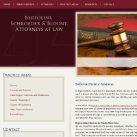 Bertolini, Schroeder & Blount, Attorneys at Law