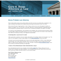 Gary S. Basso, Attorney at Law