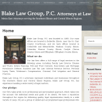 Blake Behme Law Group, P.C.