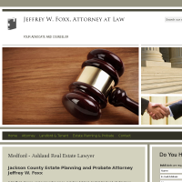 Jeffrey W. Foxx, Attorney at Law