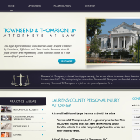 Townsend & Thompson, LLP Attorneys at Law