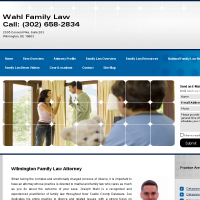 Wahl Family Law