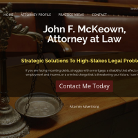 John F. McKeown, Attorney at Law