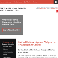 Thorn Gershon Tymann and Bonanni, LLP