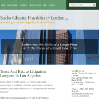 Sacks Glazier Franklin & Lodise Image