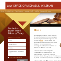 Law Office of Michael L. Wilsman