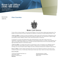 Rowe Law Office