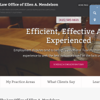 Law Office of Ellen A. Mendelson