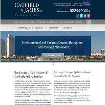 Caufield & James, LLP Image