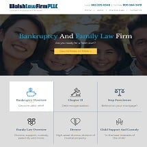 Walsh Law Firm PLLC Image