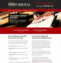 Law Offices of Patrick F. Lauer, Jr. Image