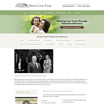 Rowe Law Firm Image
