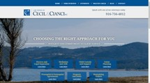 Law Office of Cecil & Cianci, PC Image