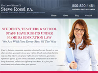 The Law Offices of Steve Rossi Image