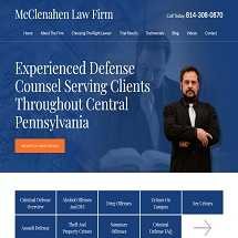 McClenahen Law Firm LLC Image