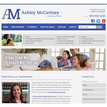 The Law Office of Ashley McCartney, LLC Image