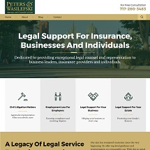 The Law Firm of Peters & Wasilefski Image
