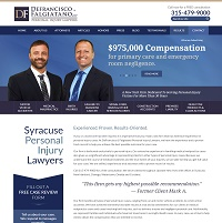 DeFrancisco & Falgiatano Personal Injury Lawyers Image